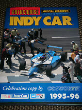 Autocourse Indy Car 1995 1996 Al Unser jr Bobby Froilan Robby Gordon Scott Pruett