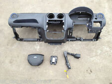 FORD FIESTA MK7 SAFETY AIRBAG KIT 2005-2008 AIR BAG COMPLETE KIT INCLUDING DASH