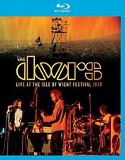 DOORS LIVE AT THE ISLE OF WIGHT FESTIVAL 1970 BLU-RAY ALL REGIONS NEW