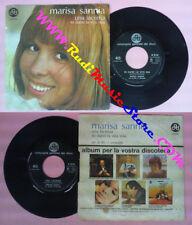 LP 45 7'' MARISA SANNIA Una lacrima Io darei la vita mia 1969 italy no cd mc dvd