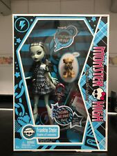MONSTER HIGH FRANKIE STAIN  1 EDICION