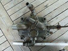 Land Rover Series spool valve hydraulic winch pto hydraulik winde