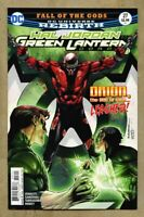 Hal Jordan And The Green Lantern Corps #27-2017 nm 9.4 Standard Cover Orion