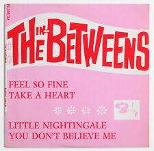 THE IN-BETWEENS (SLADE) Feel so fine garage french 1965 BIEM barclay 70907 EP