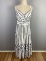 Forever New Womens Size 12 A - Line Lined Maxi Dress Mermaid Hem