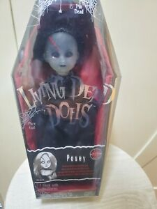 Mezco Living Dead Dolls black posey