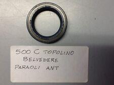 FIAT 500 C TOPOLINO BELVEDERE ANELLO TENUTA PARAOLIO DISTRIBUZIONE/