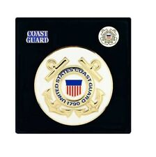 Eagle Emblems Pin & Patch Gift Set United States Coast Guard Collector Pins 3