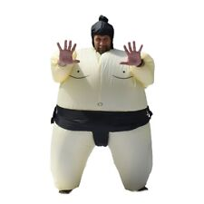 ALEKO Halloween Inflatable Party Costume - Sumo Wrestler - Adult Sized