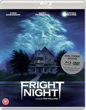 Fright Night DVD (2017) Chris Sarandon, Holland (DIR) cert 18 2 discs ***NEW***
