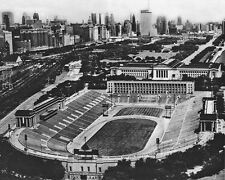 Chicago Bears OLD SOLDIER FIELD Glossy 8x10 Photo Stadium Print Poster
