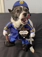 small dog Police halloween costume