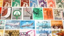 Türkei 100 verschiedene Sondermarken