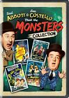 Abbott and Costello Meet the Monsters Collection DVD  NEW