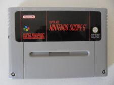 SUPER NES NINTENDO SCOPE 6 - SUPER NINTENDO - JEU SUPER NES SNES