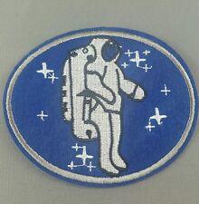 Astronaut emroidered  iron on /sew on badge