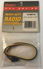Hobbico Pro HD Servo Lead JR/Hitec/Air Z HCAM2730 NEW RC Part