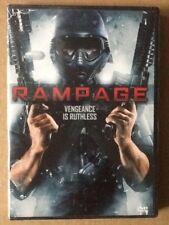 Rampage (DVD, 2010) Brendan Fletcher (NEW)
