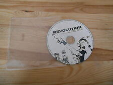 CD Indie saidah Baba talibah-révolution (1 chanson) promo India Media Disc only