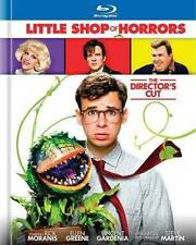 LITTLE SHOP OF HORRORS NEW BLU-RAY