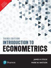 Introduction to Econometrics, 3E by Stock