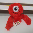 EMITRATES COME FLY WITH ME MONSTERS FURGUS SOFT PLUSH TOY WITH TAG 15CM TALL