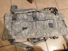 US ARMY ACU FIREFORCE TACTICAL GEAR  BARREL BAG