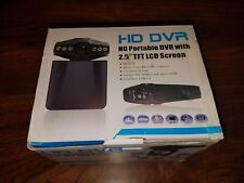 """HD Portable DVR with 2.5"""" TFT LCD Screen Video Recorder Camera"""