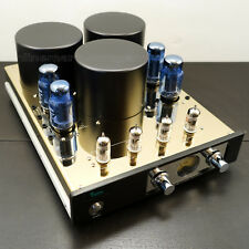 YAQIN MC-13S GD 6CA7 BL Vacuum Tube Push-Pull Integrated Amplifier NEW MC-10T AU