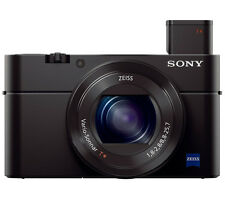 SONY Cyber-shot DSC-RX100 III High Performance Compact Camera Black