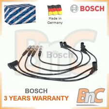 BOSCH IGNITION CABLE KIT MERCEDES-BENZ PUCH OEM 0986356333