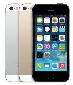 Good Condition Apple iPhone 5S 16GB /32GB /64Gb-AT&T/ GSM Unlocked (Not Verizon)