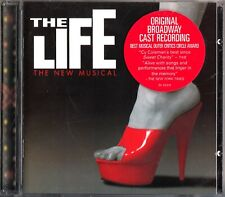THE LIFE-Musical-Original Broadway Cast Recording CD -Cy Coleman (Pamela Isaacs)