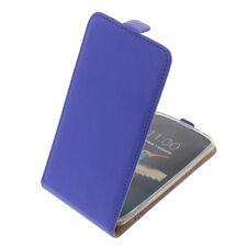 Funda para LG K8 Tipo Flip Funda para móvil Funda con tapa Azul