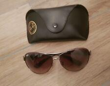 Ray Ban Sonnenbrille / Sunglasses RB3386 004/13 67[]13 130 3N Etui