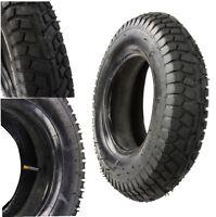 NEU Reifen mit Schlauch für Schubkarre 4.80 / 4.00 - 8  / 6PR (6 Gewebelagen)