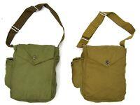 Russian Army Lightweight Gas Mask Bag Satchel Side Bag Messenger Shoulder Bag