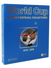 PANINI WORLD CUP BOOK MEXICO 70 ARGENTINA 78 USA 94 COMPLETE ALBUMS 1970-2018