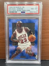 Michael Jordan Skybox E-XL 1995-96