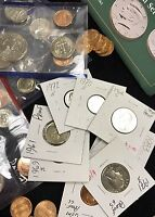 Estate Lot Of U.S. Proof And Uncirculated Coins