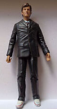 "Doctor Who y Torchwood - 5"" David Tennent 10th a rayas traje con zapatos blancos"