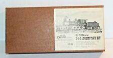 Roundhouse Old Timer Series 2-8-0 Locomotive Kit