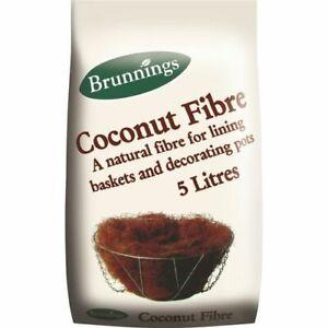 Brunnings 5L Coconut Fibre Basket Liner