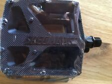 NEU 1 Paar Specialized Kunstoff Platform Pedale Fitness Pedals Schwarz MTB