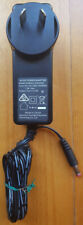 Black Sunlight AC Adapter 12V 4.0A Barrel 5.5/2.1mm AU 2-Pin Plug W48AU1200400A
