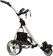 Aluminium Framed Electric Golf Trolley Digital Deluxe Cart Bag Battery