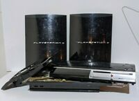 Sony PlayStation 3 Video Game Console System PARTS / REPAIR ONLY EXTRAS Included