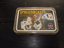 Vintage 1984 Spacerockets Trump & Quartet Card Game - W. Germany Altenberg-Stral