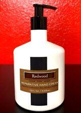 Lafco New York Redwood (Cedar-Fern-Amber) Reparative Hand Cream 15 fl oz New