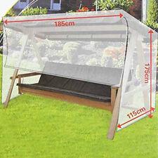 Telo copertura per dondolo plastica custodia cover copri altalena 185x115x175 cm